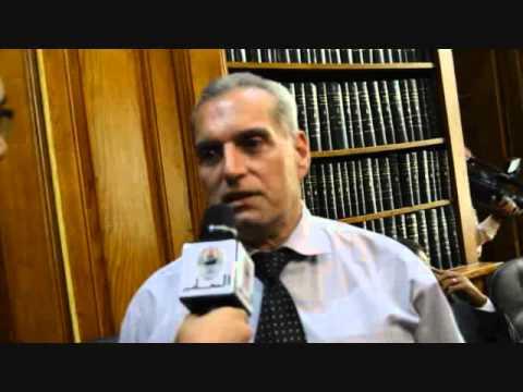 اسرة شرق القاهرة تهنئ المحامين بافتتاح المقر بعد عملية التطوير