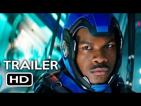 Pacific Rim 2: Uprising Official Trailer #1 (2018) John Boyega Sci-Fi Action Movie HD