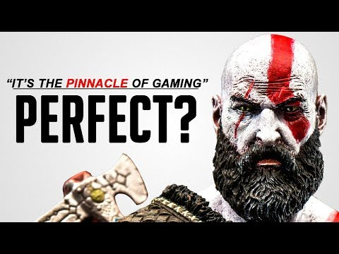 Why God of War Is Getting Perfect Reviews