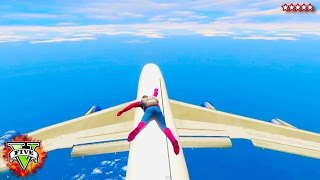 Video HikePlays GTA 5 SPIDERMAN! - GTA 5 PC MOD Spiderman w/ Grappling Hook (GTA 5 MOD) MP3, 3GP, MP4, WEBM, AVI, FLV Juni 2018
