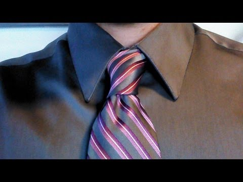 How To: Tie A Four In Hand Knot