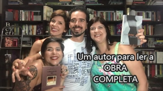 Com as participações mais do que especiais de:Denise Mercedes:https://www.youtube.com/user/mercedesblog2009Ju Sporh:https://www.youtube.com/channel/UCVn5MTU5lVPpSMWA2nVYKCw?spfreload=5Rita Araujo:https://www.youtube.com/channel/UCNCatXWOpIUbUtchc0njSugSe gostou, dá um joinha ;) --------------------------------------------------------------------------------------------SnapChat:o_mafagafoE curta a página no Facebook: https://www.facebook.com/mafagafolandiaInstagram:http://instagram.com/mafagafolandiaNão deixem de visitar o blog :Dhttp://paisdemafagafos.blogspot.com.br/Meu Skoob:http://www.skoob.com.br/usuario/583043GoodReads :https://www.goodreads.com/user/show/17544642-filipe-mafagafo
