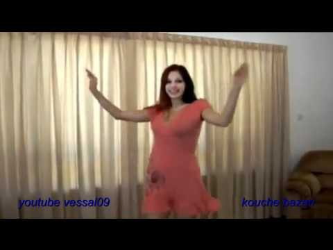 Raghse - رقص دختر شرقی با آهنگ کوچه بازاری آهنگ شادی از قادری و یساری.