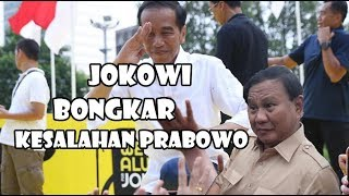 Video Kemarahan Jokowi Akhirnya Meledak, Kesalahan Prabowo Dibongkar Total Sampai Rakyat Sadar! MP3, 3GP, MP4, WEBM, AVI, FLV Januari 2019
