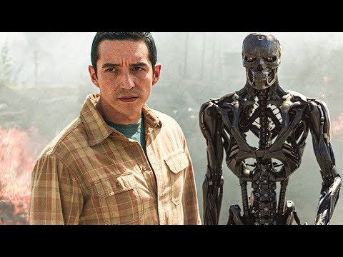 Rev-9 vs Grace Highway Chase Extended Scene - TERMINATOR 6: DARK FATE (2019) Movie Clip