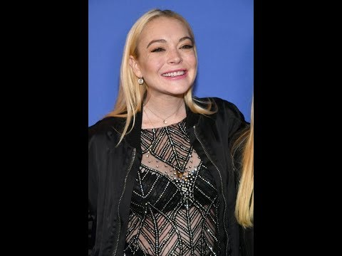 Lindsay Lohan Says She's Designing an Island, Appears to Be Serious