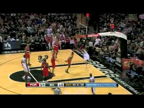 Portland Trail Blazers 78 – San Antonio Spurs 95