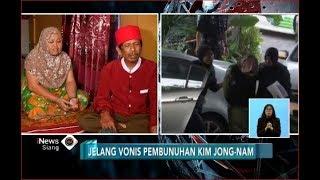 Video Jelang Vonis Pembunuhan Kim Jong-Nam, Orangtua Siti Aisyah Pasrah - iNews Siang 16/08 MP3, 3GP, MP4, WEBM, AVI, FLV Agustus 2018