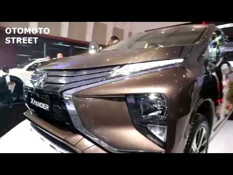 New Mitsubishi Xpander Ultimate 2019 ,deep Bronze Metalic Colour,exterior And Interior