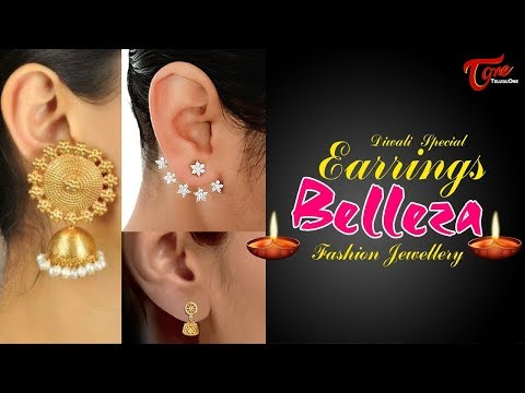 Fashion Passion | Earrings Belleza Fashion Jewellery | Diwali Special