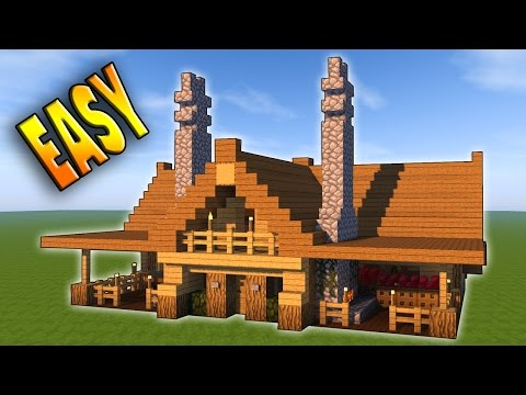 How To Build A Perfect House In Minecraft Pe