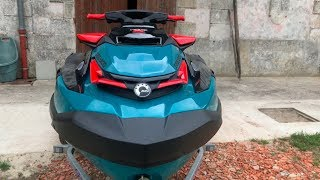 1. SeaDoo Wake Pro 230 2018 with SoundSystem