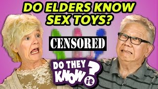 Download Video DO ELDERS KNOW SEX TOYS? (REACT: Do They Know It?) MP3 3GP MP4