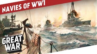 Navies of WW1