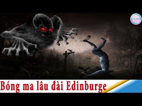 Đột nhập lâu đài ma ám cổ Edinburgh