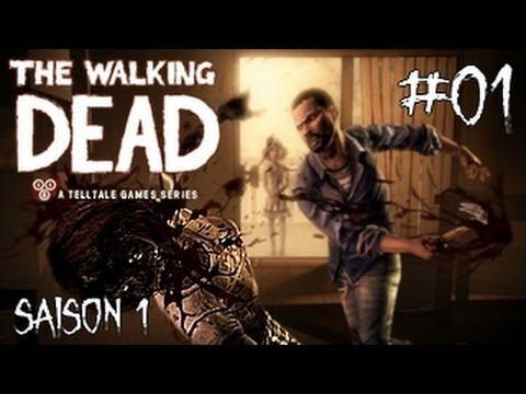 the walking dead saison 1 pc amazon