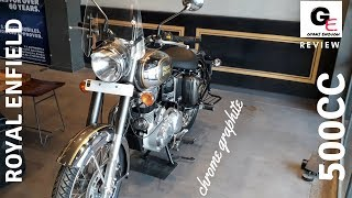 1. 2018 Royal Enfield Classic Chrome 500cc | Dual Disc  | detailed review | specifications !!!
