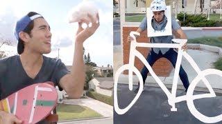 Video Best Zach King Magic Tricks 2018 | Unbelievable of Zach King Funny Magic Vines Compilation MP3, 3GP, MP4, WEBM, AVI, FLV Mei 2019