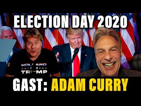 ELECTION DAY 2020 - GAST: ADAM CURRY - DE JENSEN SHOW