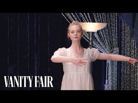 Elle Fanning Teaches You How to Make a Ballet Turn | Secret Talent Theatre | Vanity Fair
