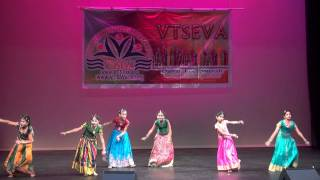 Video Telugu Dance Medley : Choregraphed by Sahiti Solasa @ Tarangani by VTSeva Volunteering Together MP3, 3GP, MP4, WEBM, AVI, FLV Mei 2018