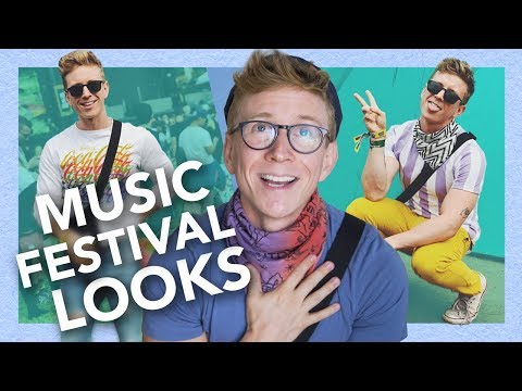 Music Festival Lookbook (Summer 2018)