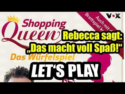 Shopping Queen - Das Würfelspiel - Brettspiel Test & Let's Play