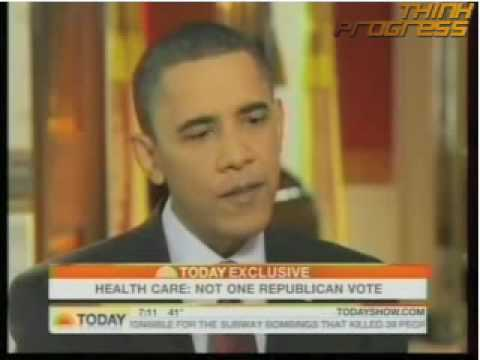 President Obama notes health care reform's similarity to Romney's reform plan