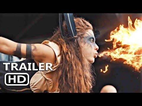 SANCTUARY POPULATION ONE Trailer (2019) Sci-Fi Movie