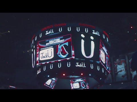 Jack U - Clippers Half Time Performance