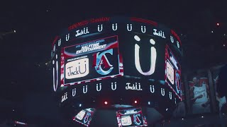 Video Jack U - Clippers Half Time Performance ft. Kai, Fly Boi Keno, Dinky, Marawa the Amazing and more MP3, 3GP, MP4, WEBM, AVI, FLV Oktober 2018