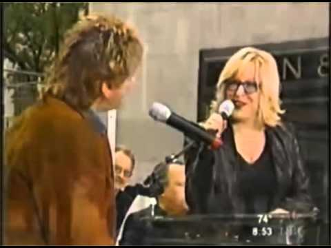 On A Slow Boat To China   Bette Midler And Barry Manilow   The Today Show   2005