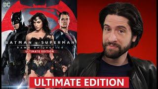 Batman v Superman: Ultimate Edition - Movie Review by Jeremy Jahns