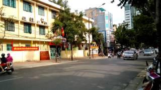 Phố Quang Trung - Test quay 4K BKAV BPhone Trắng 64GB thương mại 6/7/2015, bphone, dien thoai bphone, dien thoai b phone, b phone, bkav