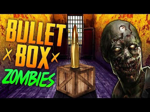 The Bullet Box One Room Zombie Challenge (Call Of Duty Custom Zombies)