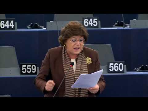 Ana Gomes deabte sobre o estado de direito em Malta