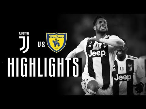 HIGHLIGHTS: Juventus Vs Chievo Verona - 3-0 | Emre Can's First For Juve!