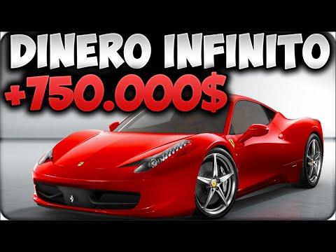 GTA 5 ONLINE 1.15 - NUEVO DINERO INFINITO EL TRUCO SIN ESPERAS +750.000$ RAPIDO Y FACIL - GTA V 1.15 (видео)