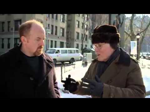 Louie Opening scene .. Ep10 S4