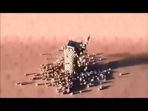 Simetri hastaları için dünyanın en rahatsız edici videosu (KESİNLİKLE İZLEYİN) (видео)