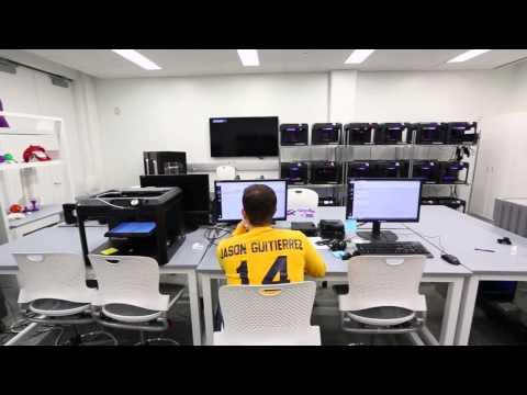 Objective3D presents MakerBot Innovation Center Management Platform