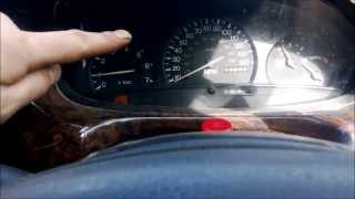 Ford Escort Airbag Light fault flashing FIX - Mondeo, Fiesta, Galaxy, Focus, MOT Failure