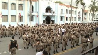 VÍDEO: Governo de Minas e Prefeitura de BH apresentam plano de segurança e saúde para a Copa