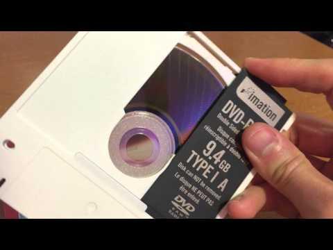 Forgotten tech: DVD-RAM