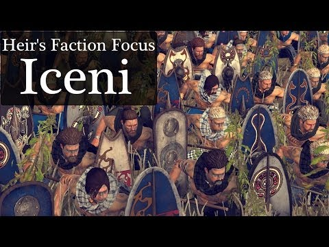 Heir's Faction Focus : Iceni