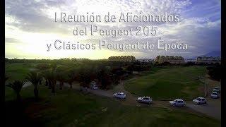 VideoInterview I Reunión de Aficionados Peugeot 205 y Clásicos de Época