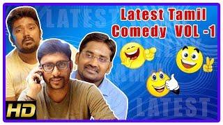Video Tamil Comedy Scenes | Tamil Comedy Scenes | Vol 1 | RJ Balaji | Karunakaran | Rajendran MP3, 3GP, MP4, WEBM, AVI, FLV Januari 2019