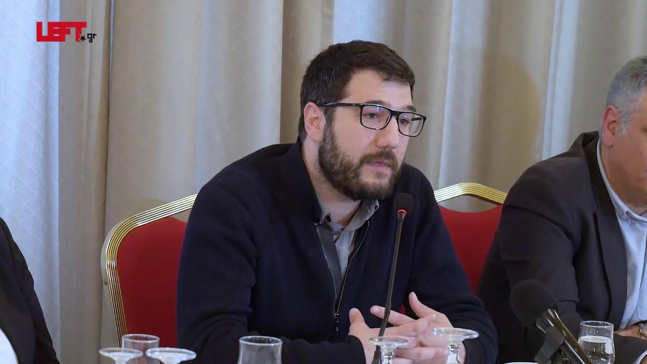 Αυτοδιοικητικές Εκλογές -Νάσος Ηλιόπουλος