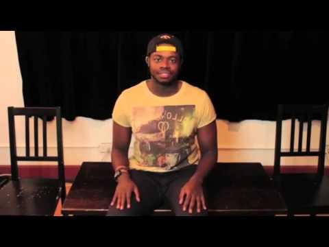 White Winter Hymnal Bass 2 Body Percussion