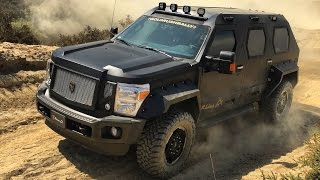 US Specialty Vehicles Rhino GX - (Dirt) One Take by The Smoking Tire